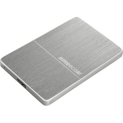 Freecom mHDD Slim externe harde schijf 1000 GB Zilver