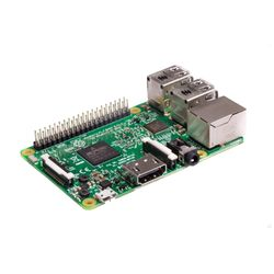 Raspberry Pi 3 Model B 1200MHz development board-8968660