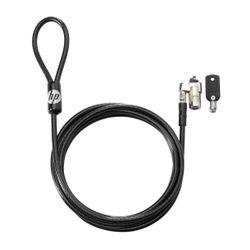 HP met sleutel, 10 mm kabelslot