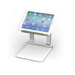 Belkin B2B118 Tablet Multimedia-standaard Groen, Zilver