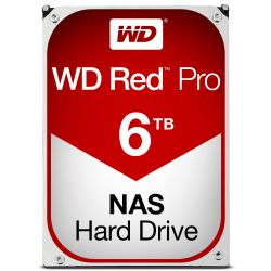 Western Digital Red Pro 6000GB SATA III interne harde schijf-WD6002FFWX