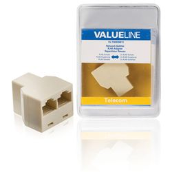 Valueline VLTB90991I network splitter-VLTB90991I