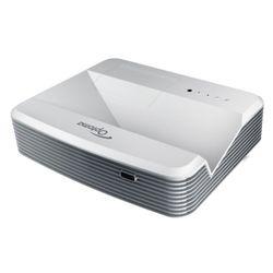 Optoma W320USTi beamer/projector 4000 ANSI lumens DLP WXGA (1280x800) 3D Desktopprojector Grijs