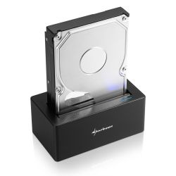 Sharkoon SATA QuickPort USB 3.1 Type C USB 3.1 (3.1 Gen 2)
