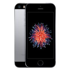 Apple iPhone SE Single SIM 4G 16GB Zwart, Grijs