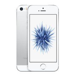 Apple iPhone SE Single SIM 4G 64GB Zilver, Wit