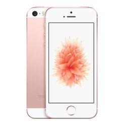 Apple iPhone SE Single SIM 4G 64GB Roze, Wit smartphone