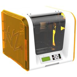 XYZprinting da Vinci Junior 1.0 Fused Filament Fabrication (FFF) Oranje, Wit 3D-printer-3F1J0XEU00E