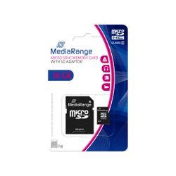 MediaRange 16GB microSDHC 16GB MicroSDHC Klasse 10