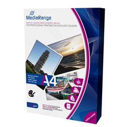 MediaRange MRINK106 A4 Mat Wit pak fotopapier