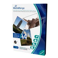 MediaRange MRINK108 A4 Hoogglans Wit pak fotopapier