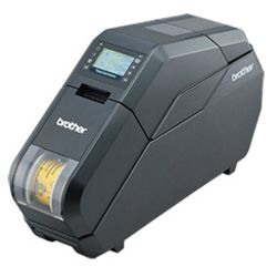 Brother TP-M5000N labelprinter Thermo transfer 300 x 300 DPI Bedraad