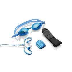 Waterproof MP3 speler incl.duikbril