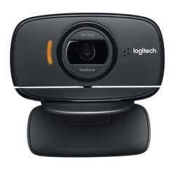 Logitech C525 webcam 8 MP 1280 x 720 Pixels USB 2.0 Zwart