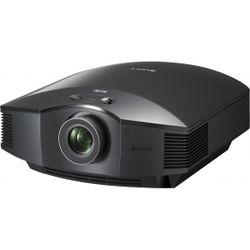Sony VPL-HW65ES beamer/projector 1800 ANSI lumens SXRD 1080p (1920x1080) 3D Desktopprojector Zwart