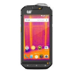CAT S60 Dual SIM 4G 32GB Zwart, Zilver