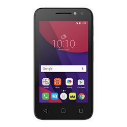 Alcatel PIXI 4 4034D Dual SIM 4GB Wit