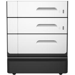 HP PageWide Pro 2x500-sheet papierlade en standaard