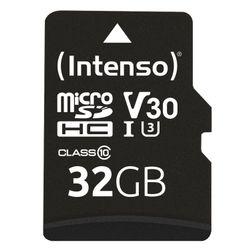 Intenso 3433480 32GB MicroSDHC UHS Klasse 10 flashgeheugen