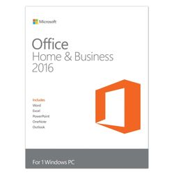 Microsoft Office Home and Business2016 Windows GR EUZN-T5D-02808