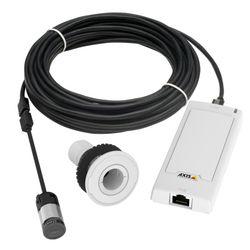 Axis P1244 IP-beveiligingscamera Binnen Verborgen Zwart, Wit