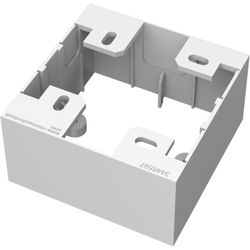 Vision TC3 BACKBOX1G Wit schakelkast