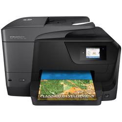 HP OfficeJet Pro 8710 AiO 4800 x 1200DPI Thermische inkjet A4 22ppm Wi-Fi multifunctional