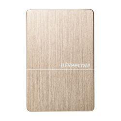 Freecom mHDD Slim externe harde schijf 2000 GB Goud