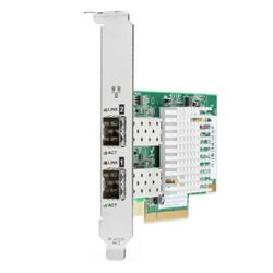 HPE Ethernet 10Gb 2-port 562SFP+ Intern Ethernet/Fiber