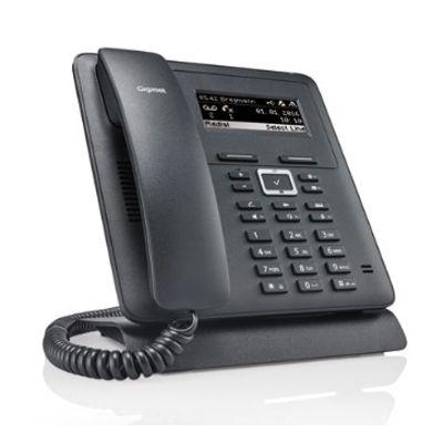 Gigaset Maxwell Basic IP telefoon Zwart Handset met snoer LCD 2 regels