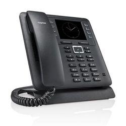 Gigaset Maxwell 3 IP telefoon Zwart Handset met snoer TFT 2 regels