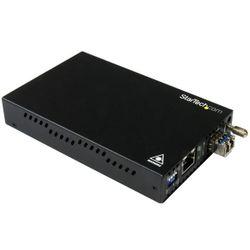 StarTech.com Gigabit Ethernet koper naar glasvezel media