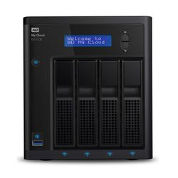 Western Digital My Cloud EX4100 NAS Desktop Ethernet LAN