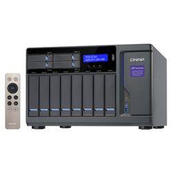 QNAP TVS-1282 NAS Toren Ethernet LAN Zwart