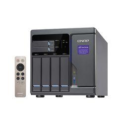 QNAP TVS-682 NAS Toren Ethernet LAN Zwart