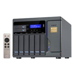 QNAP TVS-882T NAS Toren Ethernet LAN Grijs