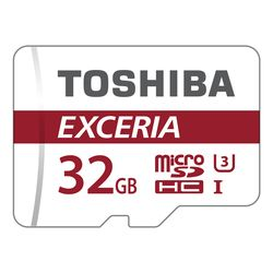 Toshiba EXCERIA M302-EA 32GB MicroSDHC UHS-I Klasse 10