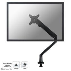 """Newstar NM-D900BLACK 30"""" Zwart flat panel bureau steun"""