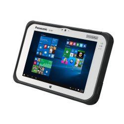 Panasonic Toughpad FZ-M1 128GB 4G Zwart, Zilver tablet