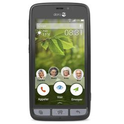 Doro 8031 4G 8GB Zwart