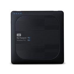 Western Digital My Passport Wireless Pro Externe draadloze HDD 2TB Zwart