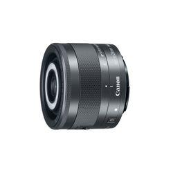 Canon EF-M 28mm f/3.5 IS STM SLR Macrolens Zwart