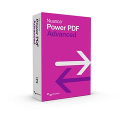 Nuance Power PDF Advanced 2.0-SN-AV09Z-W00-2.0