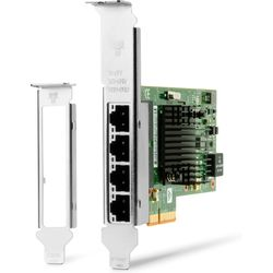 HP Intel Ethernet I350-T4 4-poorts 1-Gb NIC