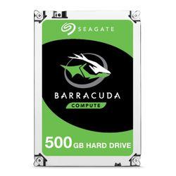 Seagate Harddisk 3.5 Barracuda ST500DM009 500GB