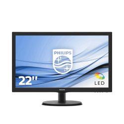 Philips 223V5LSB2 met SmartControl Lite 21,5