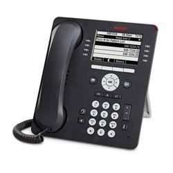 Avaya 9608G Grijs handset met snoer 8regels LCD IP telefoon