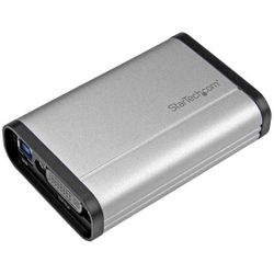 StarTech.com USB 3.0 opname apparaat voor High-Performance DVI Video 1080p 60fps Aluminium-USB32DVCAPRO