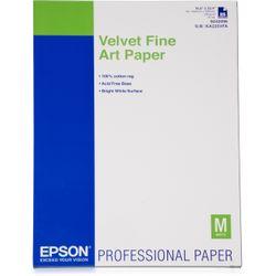 Epson Velvet Fine Art Paper, DIN A2, 260g/m², 25 Vel