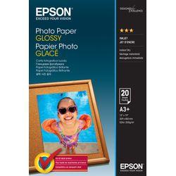 Epson Photo Paper Glossy - A3+ - 20 Vellen